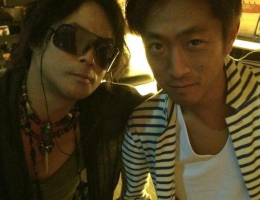 森友嵐士(T-Bolan)とチパコプター