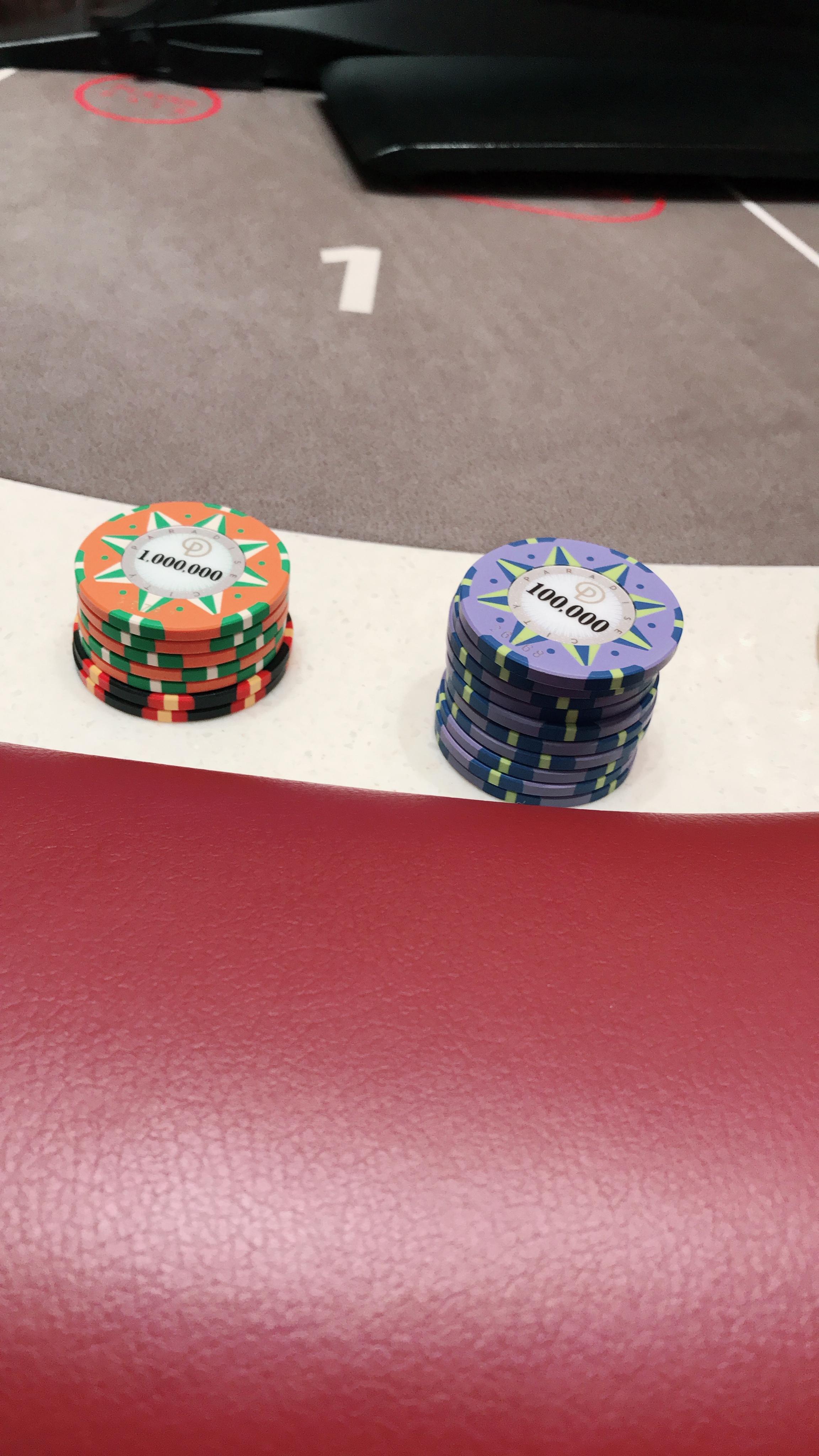 パラダイスカジノ